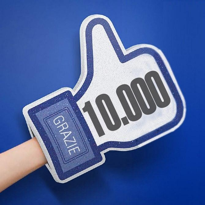 Il profilo Facebook di RiVending ha superato i 10.000 like