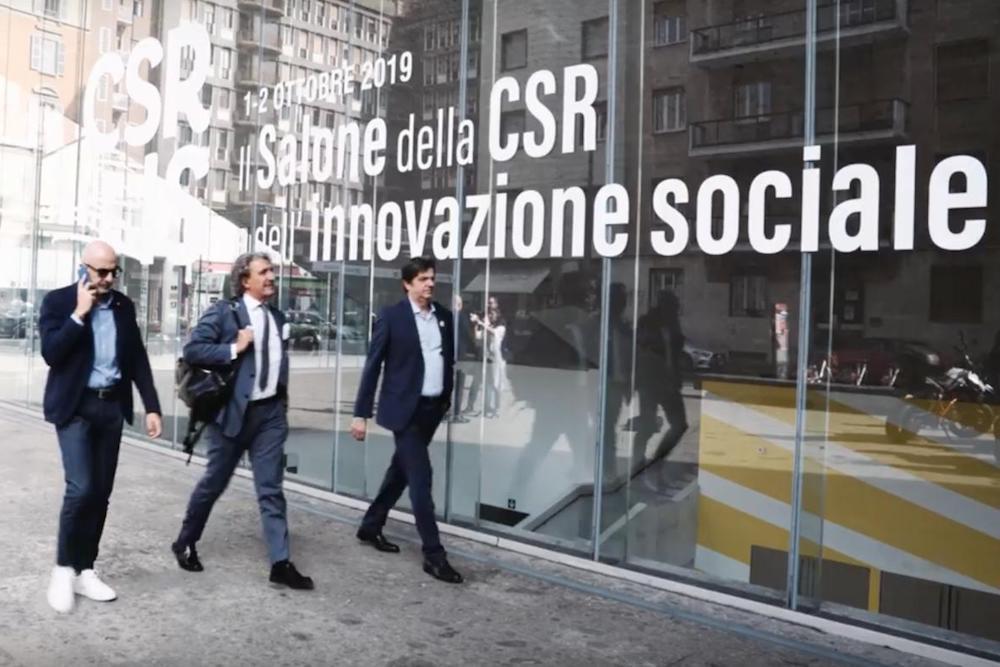 RiVending al Salone della CSR