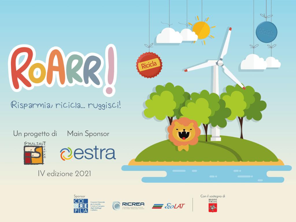 ROARR!, il progetto che insegna agli scolari il rispetto dell'ambiente