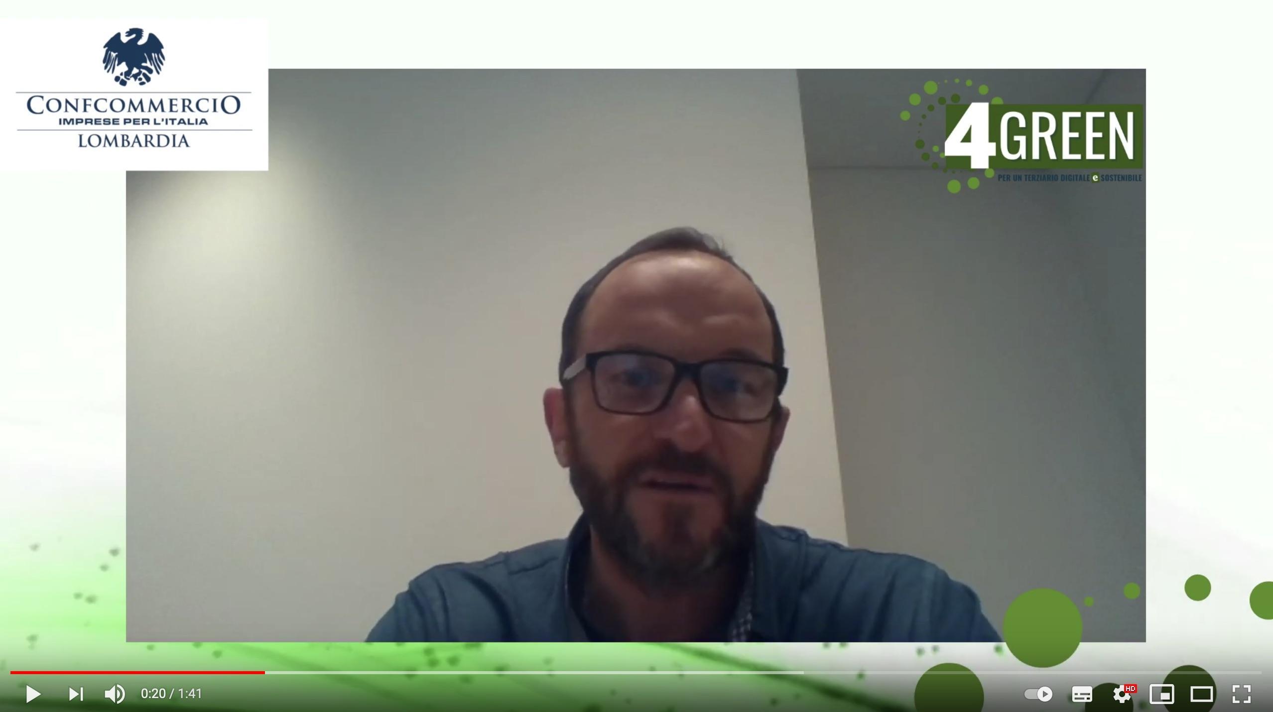 """Rivending a """"4Green"""" di Confcommercio Lombardia – Intervista al Presidente Venditalia Ernesto Piloni"""