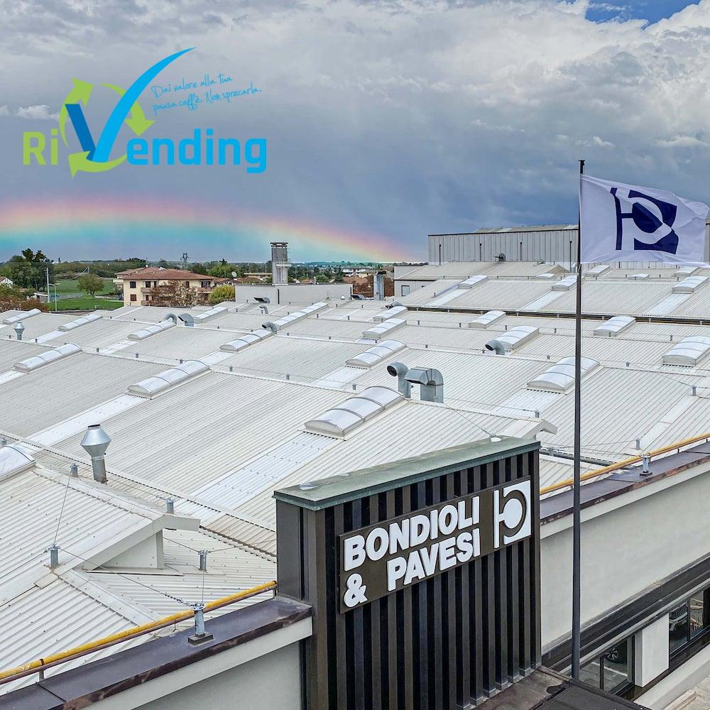 Bondioli&Pavesi aderisce al progetto RiVending
