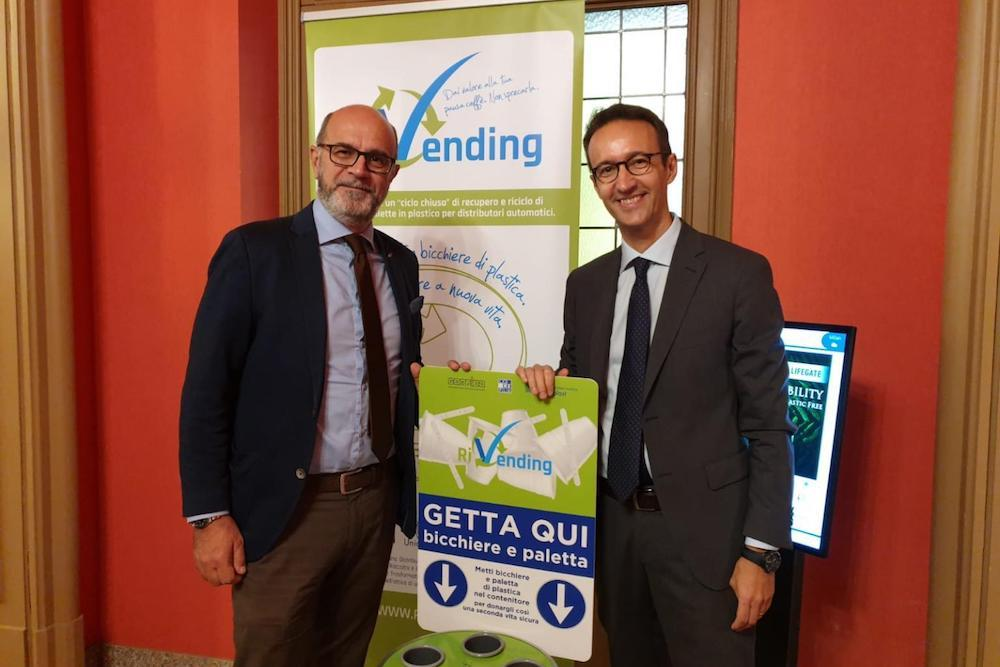 CONFIDA Presenta RiVending a Milano Green Week