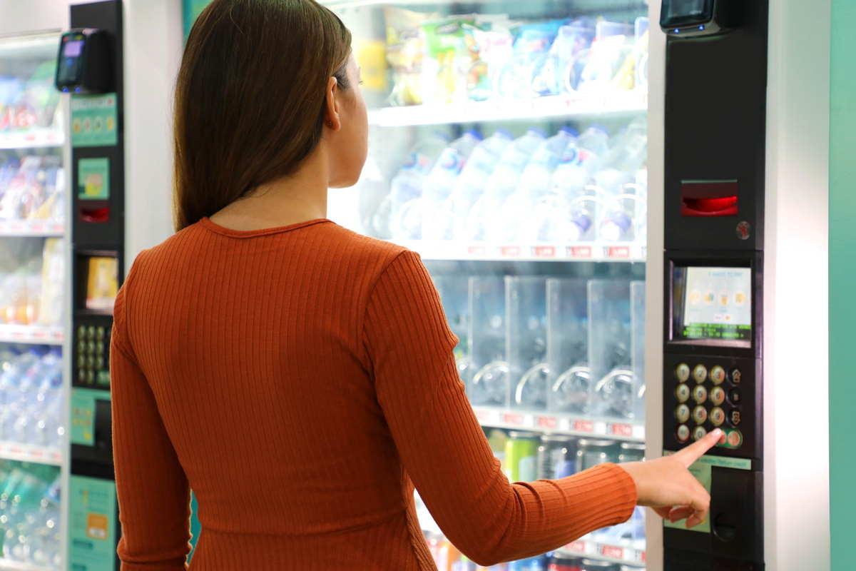 Rivending tra i 6 motivi che rendono sostenibile la pausa al distributore automatico