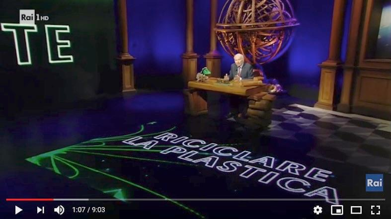 Superquark. 9 minuti di verità su plastica ed economia circolare