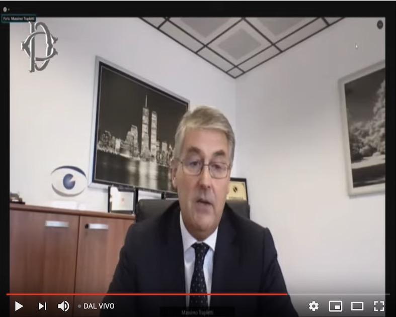 RiVending e PNRR. L'intervento alla Camera del Presidente di Confida Trapletti.