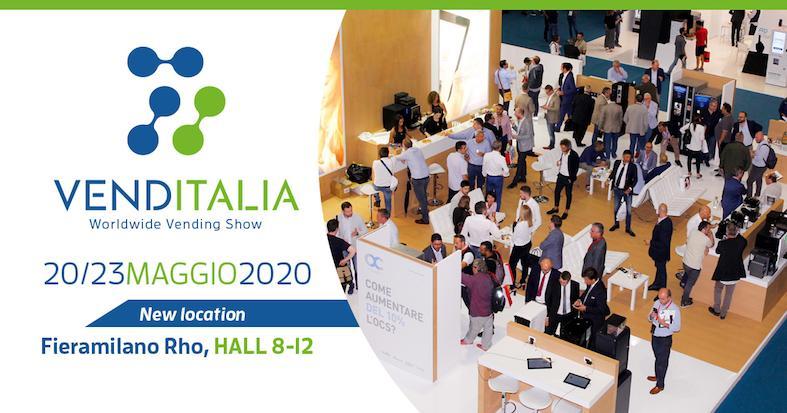 Il programma RiVending sarà protagonista a Venditalia 2020